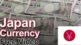 Japan Currency   Japanese Yen Raining   Japan Money Falling   Tokyo drift   Royalty Free Footages