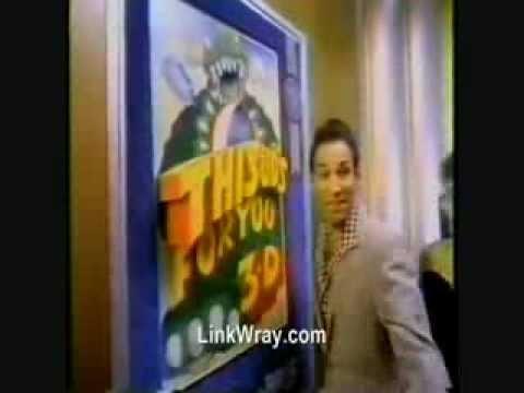 Robert Gordon Bud Commercial