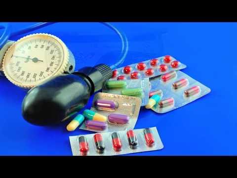 Tratamiento de la hipertensión Tyumen