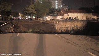 Penyebab Jalan Gubeng Ambles, Wawali Surabaya: Pengembang RS Siloam Salahi Izin Pemkot