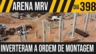 ARENA MRV   3/6 INVERTERAM A ORDEM DE MONTAGEM   23/05/2021