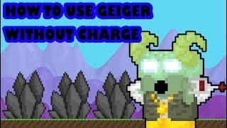 Growtopia | Geiger Şarz Etmeden Nasıl Sınırsız Kullanılır (How to use geiger without charge)