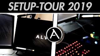 10k Special SETUP-TOUR 2019 | Alvi [Deutsch]