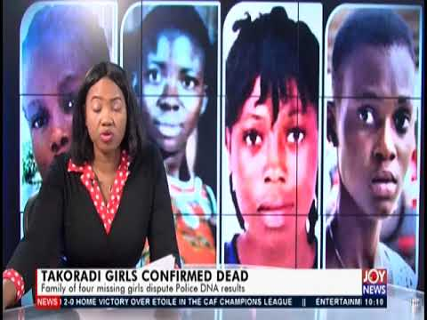 Family Of Four Missing Girls Dispute Police DNA Results - News Desk (17-9-19)