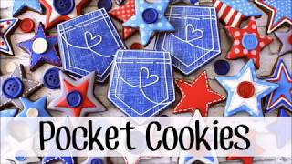 How To Make Decorated Pocket Sugar Cookies