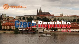 Ep 60 - Czech Republic (part 3) - Around Europe on a Motorcycle