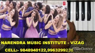 You And Me Full Song Lyrical  Khaidi No 150  Chiranjeevi Kajal  Rockstar DSP  On Keyboard