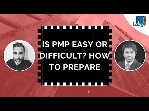 How to prepare for the PMP Exam? Is it easy or difficult? - YouTube