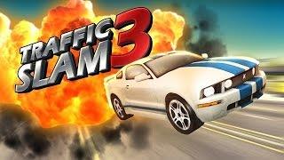 Traffic Slam 3 Walkthrough Completo #1