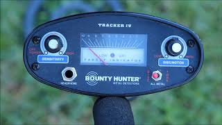 How to use the Bounty Hunter Tracker IV Getting started with discrimination