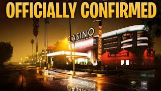 *ROCKSTAR CONFIRMED* Casino & Gambling Coming to GTA Online This Summer! More Details & Info!
