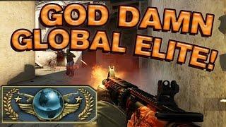 Global Elite God Damn! - CS GO