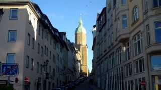 preview picture of video 'Annaberg-Buchholz - Ein Bummel am Sonntag durch das Zentrum'