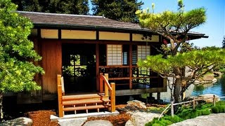 Traditional Japanese House + Garden | Japan Interior Design