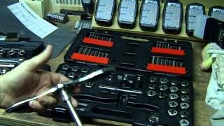 Gearwrench 75pc Tap & Die 3887