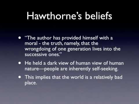an analysis of the themes and writing style in the birthmark by nathaniel hawthorne Thesis statement for the birthmark 8th grade writing class 1/16/15 the science, nature, perfection, hidden symbols, and secret meanings in the.
