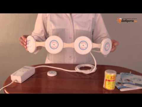 Видео-обзор аппарата магнитотерапии АЛМАГ-01
