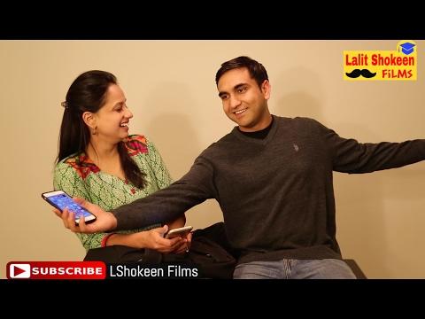Desi Boyfriend ke Fhaidey - | Lalit Shokeen Comedy |