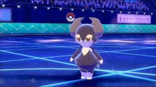 Indeedee  - (Pokémon) - Pokemon Sword and Shield VGC Battle #4 Indeed thats Indeedee!