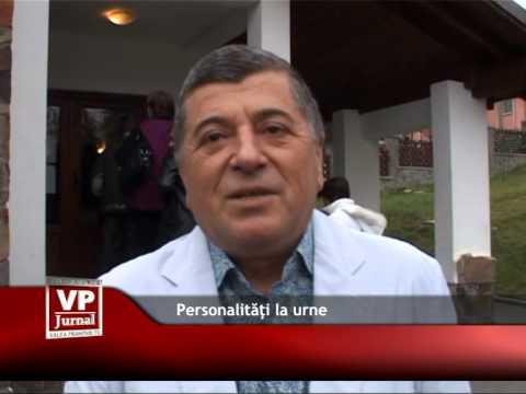Personalități la urne – Emanoil Savin, primar Bușteni
