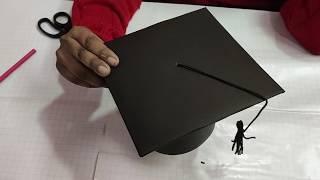 DIY Graduation Cap (Kids)