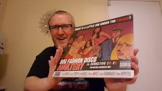 "Unboxing Dog Fashion Disco ""Adultery"" On Vinyl"