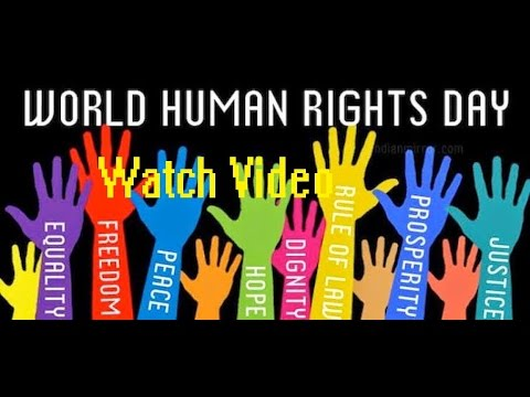 Honoring World Human Rights Day 10th December, 2016