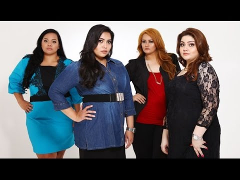 Video TIPS FASHION WANITA GEMUK 2015 !!