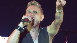 Depeche Mode live 29.01.2018 Milano I Want You Now