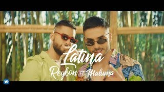 Reykon - Latina (feat. Maluma)[Video Oficial]