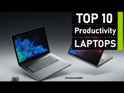 Top 10 Best Business Laptops for Ultimate Productivity