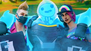 DRIFT & BRITE BOMBER'S NEW TEAM! (Fortnite Short Film)
