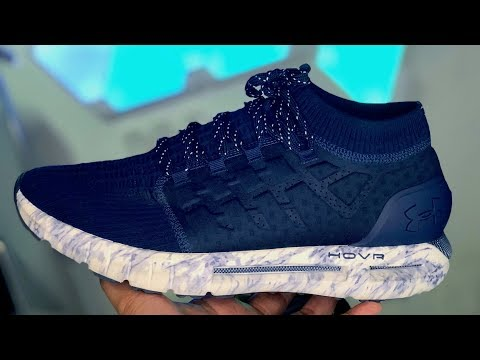 Geeking Out on the Under Armour HOVR Phantom (Sneaker Review)