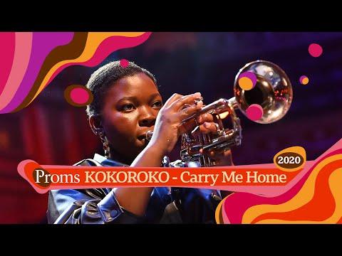 KOKOROKO – Carry Me Home live at the Royal Albert Hall (BBC Proms 2020)