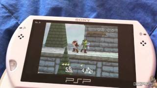 Daedalus x64 Rev755 (2012) All the best game Nintendo 64 on psp