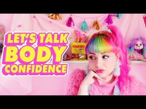 ♡ Let's Talk About Body Confidence ♡