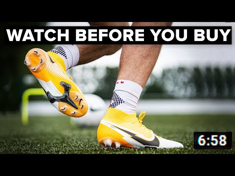 New Phantom GT and Mercurial design | Nike Daybreak Play Test
