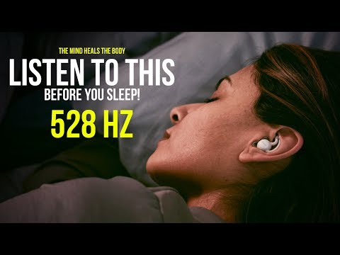 528 Hz 🎧 Affirmations for Healing & Health