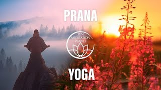 Prana Yoga - Pranayama Breathing Exercises Music