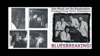 John Mayall and the Bluesbreakers/Eric Clapton - Key To Love