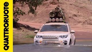 Land Rover Experience 2015: con la Discovery Sport in Australia