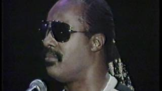"""Stevie Wonder """"I Just Called To Say I Love You"""""""
