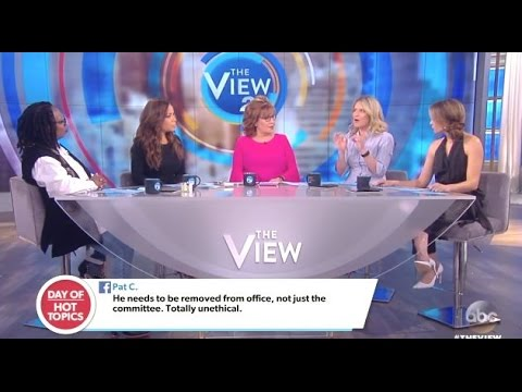 The View - Slams Trump, Nunes, Kushner Over Russia Ties
