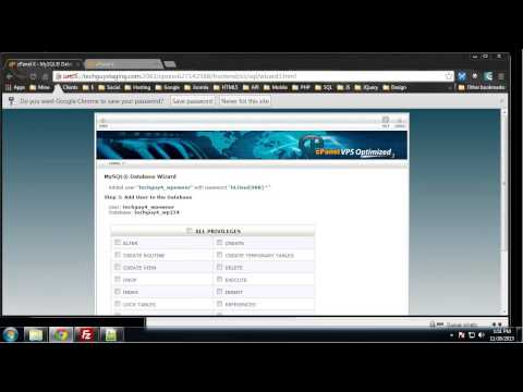 Learn Complete Wordpress Security - Chapter 5 - Secure Database Setup