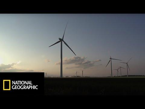Odczyty energii wiatrowej