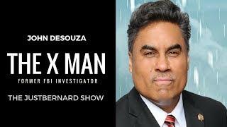 The Real UFO XMan - John Desouza on TJBS