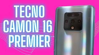 TECNO Camon 16 Premier Hands-On: Africa's Top Smartphone?