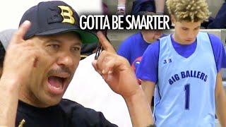 LaMelo Ball COMEBACK GAME WAS EPIC Until THIS Happened And LaVar Ball Was HEATED!