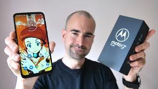 Motorola Moto G8 Plus - Unboxing & Full Tour