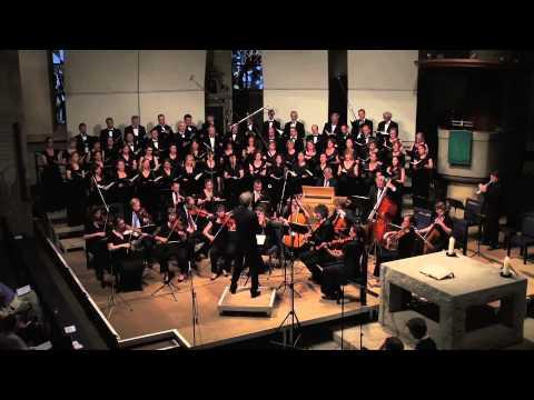 J.S. Bach, Kantate BWV 76: Nr. 6 Rec. & Nr. 7 Choral »Es woll uns Gott genädig sein«